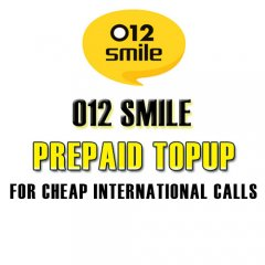 Recharge Israel SIM With 012Smile - The Cheapest Rate For Calls