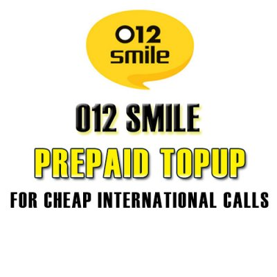 012Smile TopUp Options - The cheapest rate for International calls