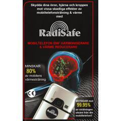 Radisafe Anti Radiation sticker for any Mobile Phone