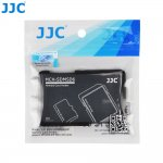 Memory Card Holder Storage Case for 2 SD Cards & 4 MicroSD Memory Cards
