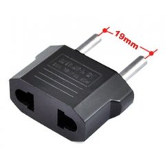 Travel Adapter Plug convert from AU US to European output