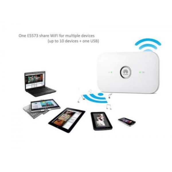 UNLOCKED HUAWEI E5573Cs-609 4G LTE 150 Mbps MIFI Pocket Router 150Mbps WiFi  Mobile Hotspot