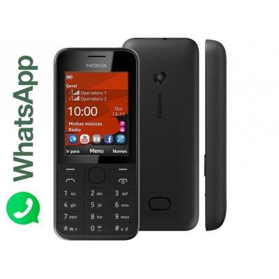 Nokia 208 Dual-SIM 3G Phone