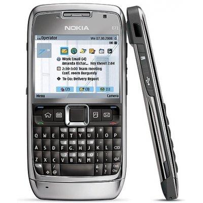Nokia E71 3G Phone qwerty keyboard