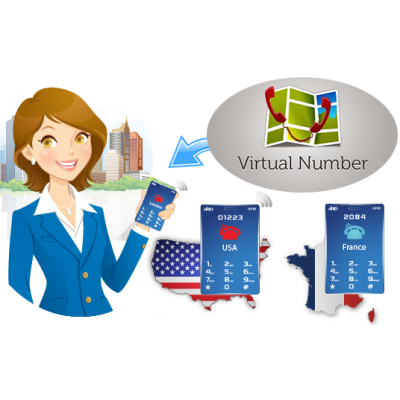 Unlimited Virtual Number, Add a local number from your country