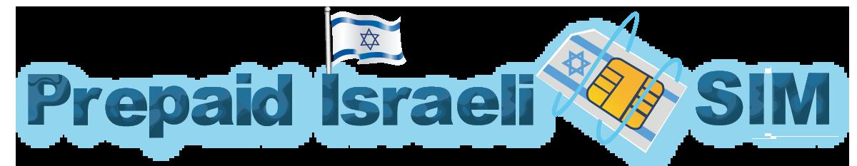 Prepaid Israeli SIM Cards - Free Shipping