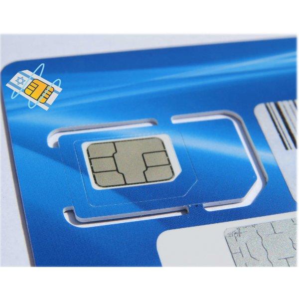 Prepaid Pelephone Israel SIM Card