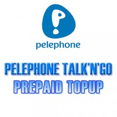 Pelephone Israel Prepaid Topup Options