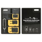 Mini SIM Card Storage Holder