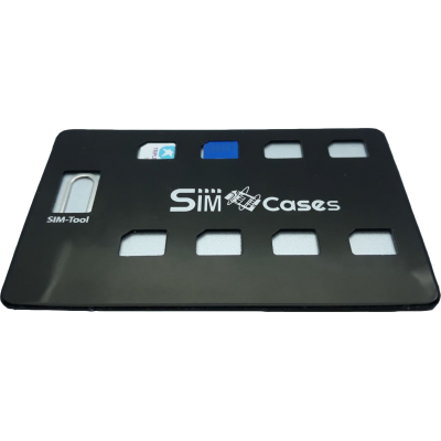 NANO SIM Card Case for 8 NANO SIM Cards