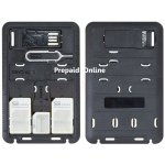 SIM Card Storage Holder with USB Memory Card Reader