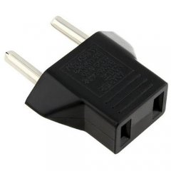 Travel Adapter Plug convert from USA to European output